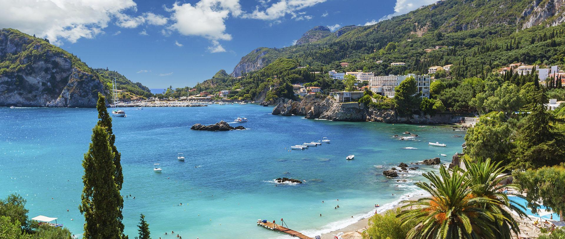 Corfu-Beaches